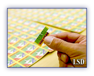 LSD - TADTS | Texas Alcohol & Drug Testing